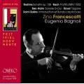 富蘭契斯卡第1958年薩爾茲堡音樂節現場 Zino Francescatti Live Recording Salzburg 1958