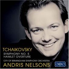 柴可夫斯基:第五號交響曲、哈姆雷特序曲 Tchaikovsky:Symphony No. 5 & Hamlet Overture