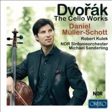 德佛札克:大提琴作品 (丹尼爾.穆勒–修特, 大提琴) Dvorak:The Cello Works (Daniel Müller-Schott, cello)