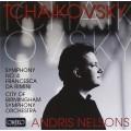 柴可夫斯基:第四號交響曲、黎米尼的法蘭契斯卡 Tchaikovsky:Symphony No. 4 & Francesca da Rimini