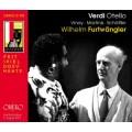 Verdi: Otello - Dramma lirico in quattro atti (Furtwangler)