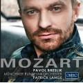 莫札特:歌劇選粹 (布雷斯利克, 男高音 / 慕尼黑廣播管弦樂團 / 蘭格) Mozart:Opera Highlights (Breslik, Munich Radio Orchestra, Lange)