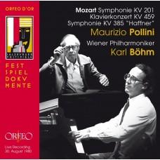 莫札特:第29、35號交響曲|第19號鋼琴協奏曲 Mozart:Symphonies K201, K385 'Haffner & Piano Concerto K459