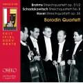 包羅定四重奏1980年薩爾茲堡音樂節現場 - 布拉姆斯、蕭士塔高維契、拉威爾 Borodin Quartet: Salzburg Festival 1980. Brahms, Shostakovich, Ravel