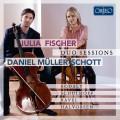 小提琴與大提琴二重奏 (茱莉亞.費雪, 小提琴 / 丹尼爾.穆勒-修特, 大提琴) Duo Sessions: Julia Fischer & Daniel Müller-Schott