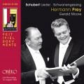 舒伯特:藝術歌曲 (赫曼.普萊, 男中音 / 傑拉德.摩爾, 鋼琴) Schubert lieder (Hermann Prey / Gerald Moore)