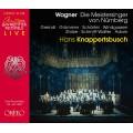 華格納:歌劇《紐倫堡名歌手》(克納佩茲布許 / 拜魯特節慶管弦樂團) Wagner Die Meistersinger von Nürnberg