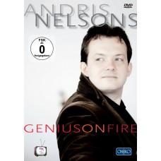 (DVD) 安德列斯.尼爾森斯紀錄片 Andris Nelsons:Genius on Fire