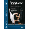 波修瓦芭蕾歌劇院黃金版3CD套裝(DVD) The Bolshoi Ballet Gold Edition Box Set