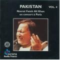 PAKISTAN/Nusrat Fateh Ali Khan Vol.4