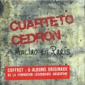 (5CD)CUARTETO CEDRON Anclao en Paris. Le Chant du Monde 5cds