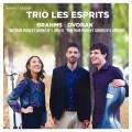 布拉姆斯:第一號B大調/德佛札克:<頓卡>鋼琴三重奏  靈魂三重奏 / Trio Les Esprits / Brahms: Trio N'1 In B Maj. Op. 8 / Dvorak: <Dumky>