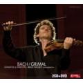 巴哈:無伴奏小提琴奏鳴曲&組曲全集 Bach:Violin Sonatas & Partitas