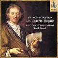 庫普蘭:皇家音樂會 Couperin:Les Concerts Royaux (Jordi Savall, Le Concert des Nations)