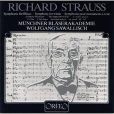 理查史特勞斯:管樂交響曲Richard Strauss: Symphonie für Bläser