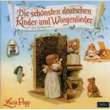 (黑膠) 美麗的德國童謠及搖籃曲 (露西亞.波普, 女高音) (Vinyl) Die schönsten deutschen Kinder-und Wiegenlieder (Lucia Popp / Reinhard Seifried)