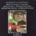 希那斯特拉:室內樂與歌曲集 Ginastera:Musica De Camara Y Canciones