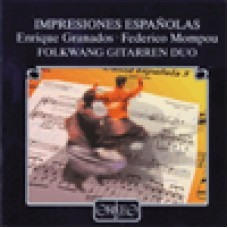 Impresiones Españolas 葛拉納多斯:西班牙舞曲;孟普:親密印象