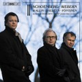 荀伯格、魏本:鋼琴、小提琴、大提琴及三重奏作品集 Schoenberg、Webern:Chamber Works (Wallin / Thedeen / Pontinen)
