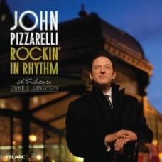 約翰‧皮薩瑞里 / 向公爵致敬  John Pizzarelli / Rockin' in Rhythm