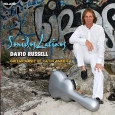 大衛.魯賽爾的迷人拉丁吉他音樂