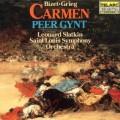 比才:卡門組曲|葛利格:皮爾金組曲 Bizet:Carmen Suite|Grieg:Peer Gynt Suite