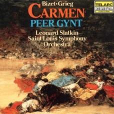 比才:卡門組曲 葛利格:皮爾金組曲 Bizet:Carmen Suite Grieg:Peer Gynt Suite