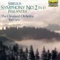 西貝流士:第2號交響曲作品26、芬蘭頌 Sibelius:Symphony No.2、Finlandia