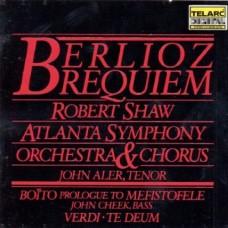 白遼士:安魂曲 Berlioz: Requiem, Op. 5