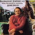 拉赫曼尼諾夫:第二號交響 Rachmaninov:Symphony No. 2 (Andre Previn / Cleveland Orchestra)