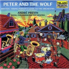 普羅高菲夫:彼得與狼  ∕  布瑞頓:青少年管弦樂入門 Prokofiev: Peter and the Wolf, Op. 67 (Andre Previn / Royal Philharmonic Orchestra)