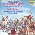 普羅高菲夫:亞歷山大尼夫斯基/基傑中尉 Prokofiev:Alexander Nevsky Cantata/Lieutenant Kije Suite