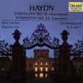 海頓:《第31號交響曲(號角信號)》/《第45號交響曲(告別)》 Haydn: Symphonies No. 31 & No. 45 / Mackerras / Orchestra of St. Lukes