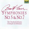 貝多芬:第5、7號交響曲 Beethoven:Symphonies No. 5 & 7