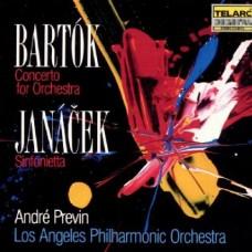 巴爾托克:管弦協奏曲  楊納傑克:小交響曲 Bartok:Concerto for Orchestra