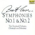 貝多芬第一、二號交響曲 Beethoven:Symphony No. 1 & 2