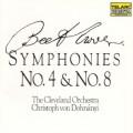 貝多芬:第四、八號交響曲
