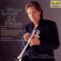 巴哈:第二號布蘭登堡協奏曲--第二號管弦樂組曲(小號改編版)(史梅維格 Rolf Smedvig ,trumpet)