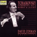 柴可夫斯基:第4號交響曲/羅密歐與茱麗葉幻想序曲 Tchaikovsky:Symphony No. 4∕Romeo and Juliet