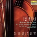 Beethoven String Quartets, Op. 18, No. 6 / Op. 59
