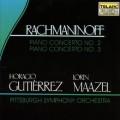 拉赫曼尼諾夫:第二號、第三號鋼琴協奏曲