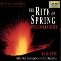 史特拉汶斯基:春之祭∕普欽奈拉組曲 Stravinsky:The Rite of Spring∕Pulcin