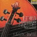貝多芬:弦樂四重奏作品59《拉茲莫夫斯基》第2、3號 Beethoven:String Quartets