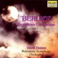 白遼士:幻想交響曲、羅馬狂歡節序曲、公正審判序曲 Berlioz:Symphonie Fantastique、Roman Carnival Overture