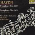 Haydn: Symphonies No. 100