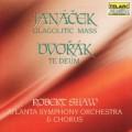 德佛札克:謝恩讚美歌 & 楊納傑克:慶典彌撒 Janacek:Glagolitic Mass / Dvorak:Te Deum