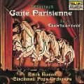 奧芬巴哈:快樂的巴黎人 / 易白爾:嬉遊曲  Offenbach: Gaite Parisienne / Ibert: Divertissement