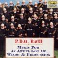 巴哈:為大編制管樂與打擊樂所寫的樂曲  P.D.Q. Bach:Music for an Awful Lot of  P.D.Q.