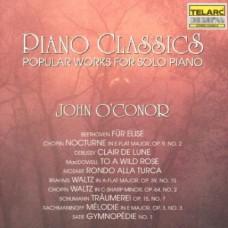 鋼琴經典集  Piano Classics /O'conor, John