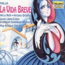 法雅:短促的人生  Falla: La Vida Breve